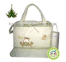 Baby Travel Changing Bag with mat