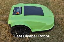 2014 4th más reciente generación de corte de alfalfa/robot cortadora de césped con más reciente gama +subarea+compass función