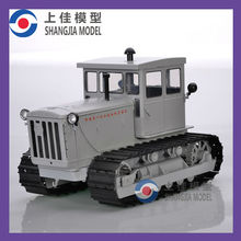1:12 C-80 diecast Crawler Tractor Model,diecast tractor model,scale tractor model manufacturer