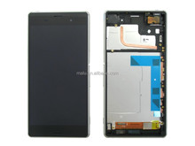 brand new Hot seller for sony xperia z3 LCD screen digitizer, LCD touch screen for xperia z3