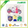 Promotion custom soft pvc key chain
