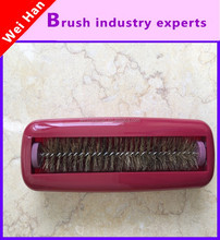 Double wool wheel dust collection net set brush carpet/car/sofa/dust/debris brush/shells