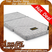 hot selling single size sofa bed folding sponge mattress