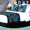 ELIYA 300 TC 100% Cotton Hotel Plain Sateen Sheet Set