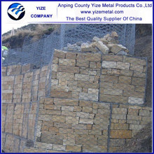 china exporter control and guide of water or flood gabion box (The Manufacturer&Exporter)