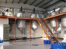 Crude oil&carbon black extracting machine