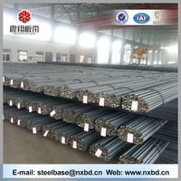 hot rolled high quality deformed steel bar/ steel rebar/steel wire rod for construction use