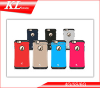 Slim colorful armor phone case for iphone 4g 5g 6g back cover