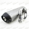 38MM Exhaust Silancer Noise Reduction Muffler For Dirt Pit Bike YCF Piters Pro 125cc Super Cross Mini Motard