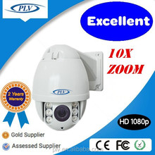 Top selling 1080P digital video 10X super zoom cameras,infrared 60M conversion