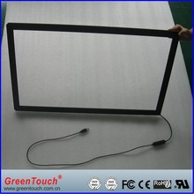 infrared touch screen 21.5 inch multi ir touch frame,ir touch panel overlays for LCD or TV