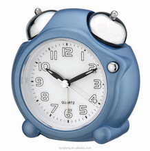 Twin bell Snooze Light alarm clock
