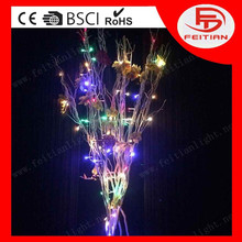 led new tree light CE ROHS GS certificated and new designed popular outdoor led christmas tree light