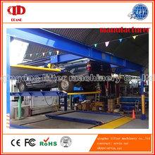 lift&slide parking system;car parking solution