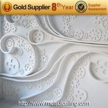 POP decorative 3D wall board 3D wall panel & interior wall paneling for interior decoration