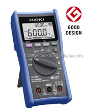 HIOKI DIGITAL MULTIMETER DT4256 Fully Loaded DMM with 11 Functions For General Purpose Electrical Testing