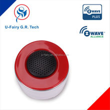 Excellent quality wireless home security systems GR Z-wave sensor alarm have a promising maket