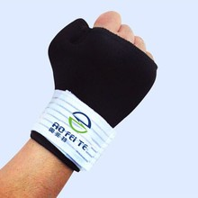 China online shopping Weight Lifting Blue elastic Wrist Support Made in China