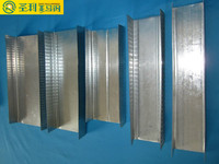 low price high quality drywall metal stud and track corner bead construction materials