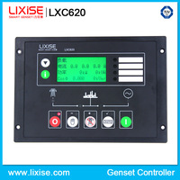 LXC620 Completely replaced generator deepsea dse 6020 controller