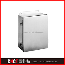 Factory Price Sheet Metal Custom Metal Junction Box