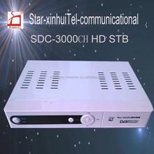 SDC-3000CH set top box digital tv cable receiver