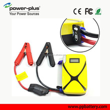 Automotive Vehicle Tool Jump Starter, Small and Portable, 12,000mAh, 12V, CE/FCC/RoHS Certified
