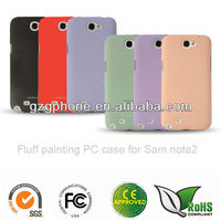 color painting pc mobile phone case for samsung galaxy note 2 ii N7100