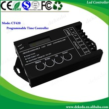 Hot selling Programmable time led controller CT420 led controller