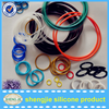 Factory Customize Different silicone o ring silicone seals silicone parts