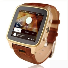 2015 SZ9 SIM card 3g wifi android smart watch phone
