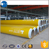 large diameter underground insulation resistant pipe with polyurethane foam for government road construction