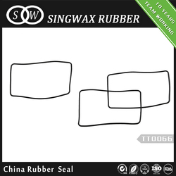 rectangular , square o ring for oil pipe joint