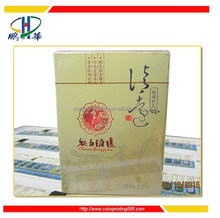 factory directly supply Chinese style art paper playing cards