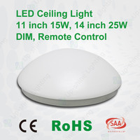 High themal conductivity Aluminium heat sinks round led ceiling lamp