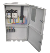Fiberglass/SMC electric meter box cover
