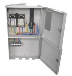 Fiberglass/SMC electric meter box cover