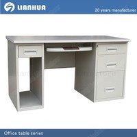 Small size low price office computer table design