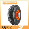 3.50-4 puncture proof PU foam wheel for hand trolley
