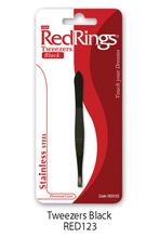 Redrings Tweezers Black