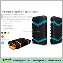 Lycek Dual USB Luggage 18000mahPortable Universal Extra Battery Power Bank Backup Battery