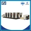 HT390S intermittent rotary PS plate sticker label printing machine