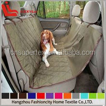 Eco-friendly Pets Car Back Seat Covers Design for Car, Truck, SUV or Van