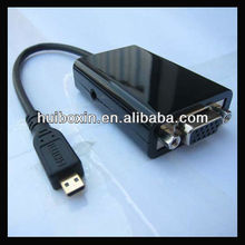 mini hdmi to vga converter cable