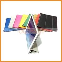 Tri Fold Ultra Slim Magentic Folio PU Leather Stand Case for iPad Air 5