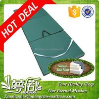 waterproof hard foam portable folding mattress costco