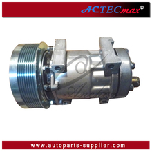 Sanden SD 7H15 4768 4499 8010 air conditioner a/c compressor for New Holland Tractor 317008A2 317008A3 86992688 86993463 58792