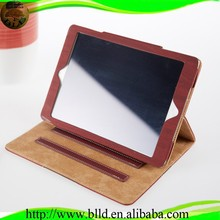 Hot selling In stock watch free movies leather case for Ipad 2 3 4 5 6