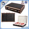 2015 professional black aluminum US general tool case with foam