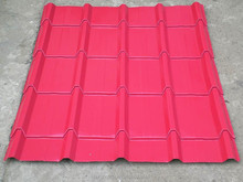 0.14-4.5mm color coated steel corrugated roofing sheets / color steel coil ppgi / decorative steel